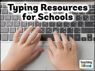 Typing Resources for Schools