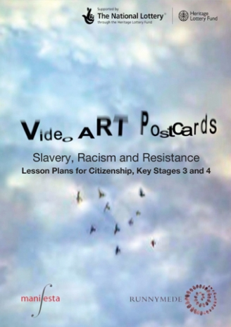 Video Art Postcards Guide