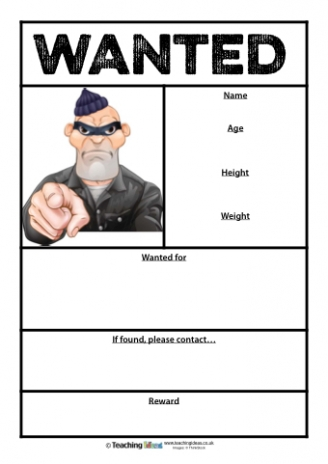 Wanted Posters