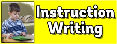 writing giving instructions essays