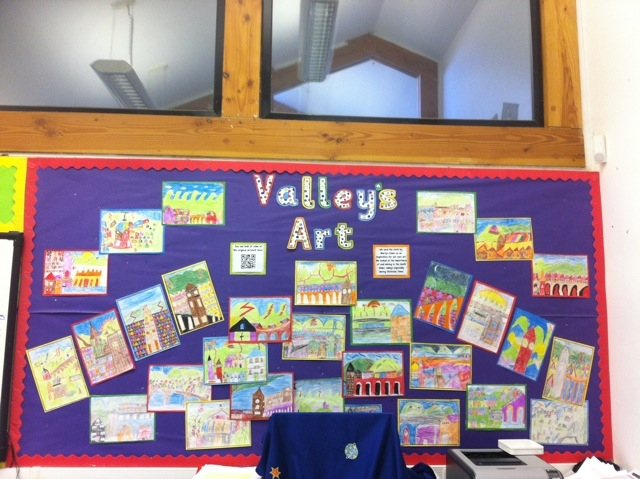 Valley's Art Display