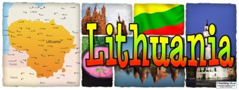 Lithuania Banner