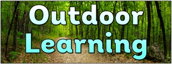 Outdoor Learning Banners | Teaching Ideas