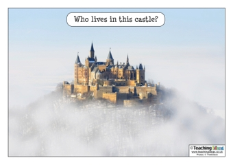 Castles Inspiration Posters | Teaching Ideas