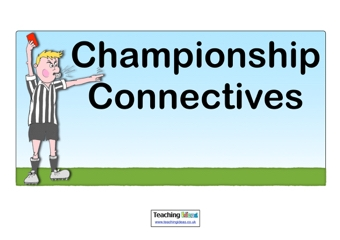 Championship Connectives