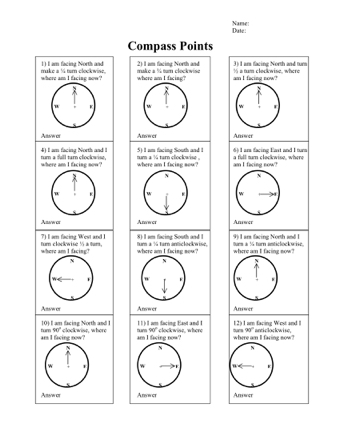 Compass Questions