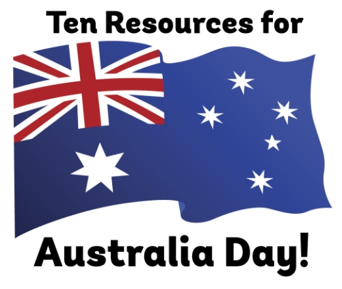 Ten Resources and Teaching Ideas for Australia Day!