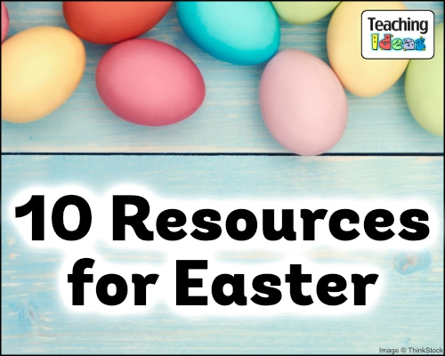 10 Resources for Easter