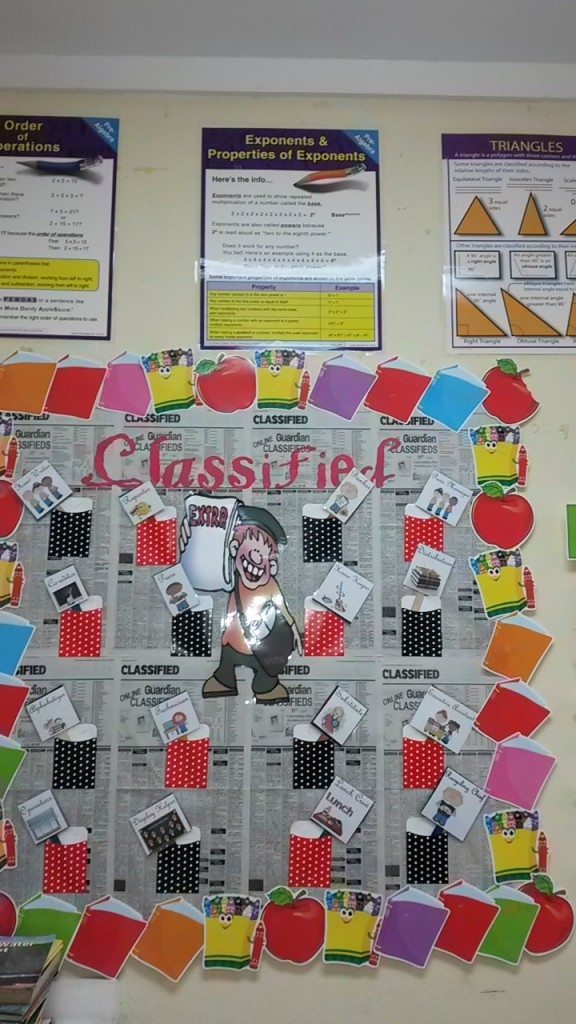 Classroom Decor Sites ~ Classroom roles display teaching ideas