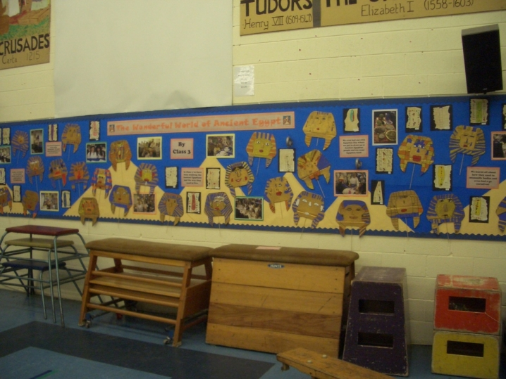Ancient History Classroom Decorations ~ Ancient egypt display teaching ideas