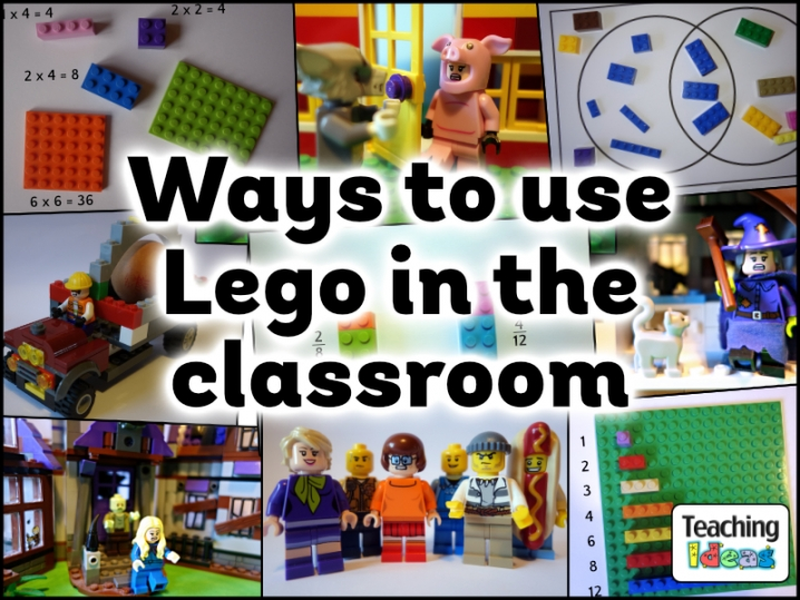 Ways To Use Lego In The Classroom   Teaching Ideas