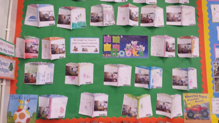 Classroom Ideas For World Book Day ~ World book day display teaching ideas