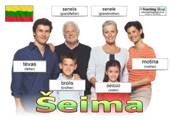 Lithuanian Family
