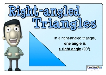 Right-Angled Triangles
