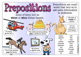 Printables Pic On Preposition prepositions teaching ideas prepositions
