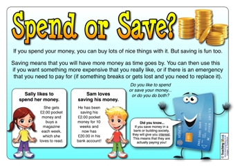 Spend or Save?