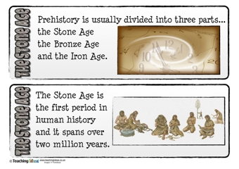stone age periods in order