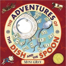 Image result for the adventures of the dish and the spoon EYFS activities