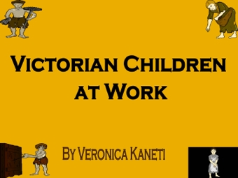 Victorian Children at Work