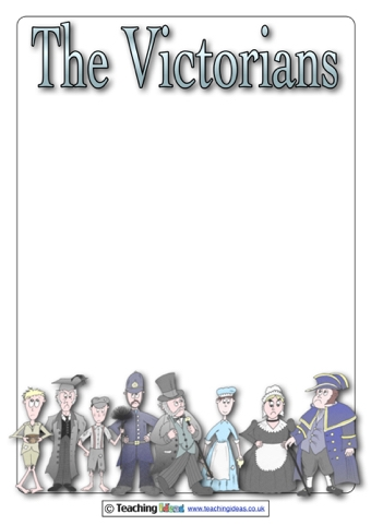 The Victorians Template