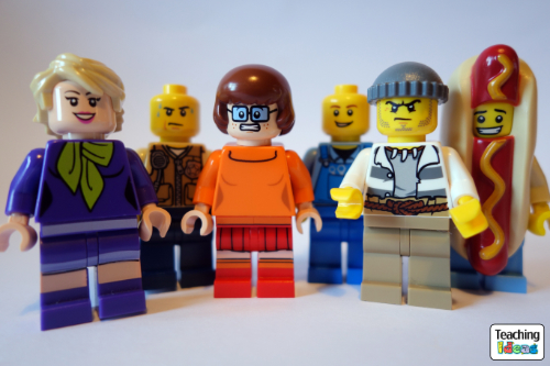 Minifigure Expressions