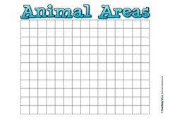 Animal Areas - Blank