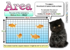 Area Poster