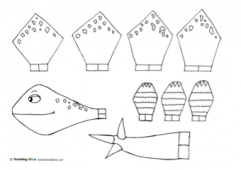 photograph relating to Balloon Templates Printable referred to as Balloon Creatures Coaching Strategies