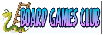 Board Games Club Banner