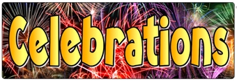 Celebrations Banner | Teaching Ideas