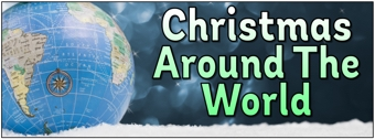 Christmas Around the World Banner