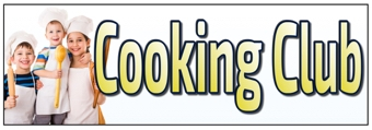 Cooking Club Banner