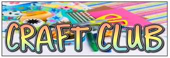 Craft Club Banner