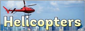 Helicopters Banner