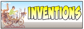 Inventions Banner