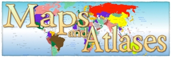 'Maps and Atlases' Banner