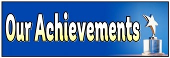 Our Achievements Banner