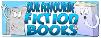 Our Favourite Fiction Books Banner