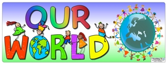 Our World Banner