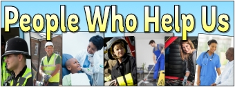 People Who Help Us Banner