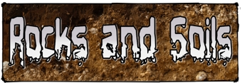 Rocks and Soils Banner