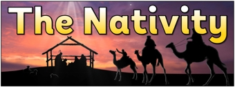 The Nativity Banner