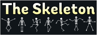 The Skeleton Display Banner