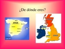 Spanish - Where are you?