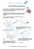 Bliss Butterflies - Resource 1