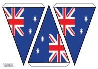 photo regarding Printable Country Flags identify Bunting - Nation Flags Training Guidelines