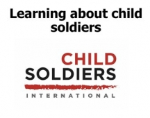 Child Soldiers Presentation (ages 9-13)