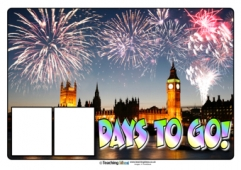 Countdown to Bonfire Night or New Year