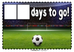 Countdown to a Football Match