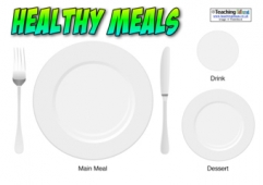 Design a Healthy Meal Activity